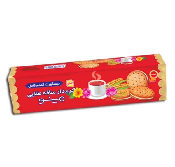 Cream Sweetmeal Biscuit