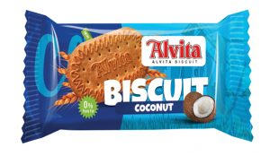 Biscuit with Strawberry taste