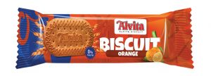 Biscuit with banana taste
